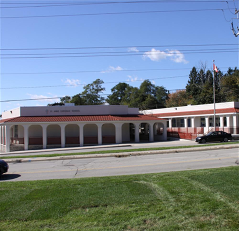 St. Ann Catholic Elementary School