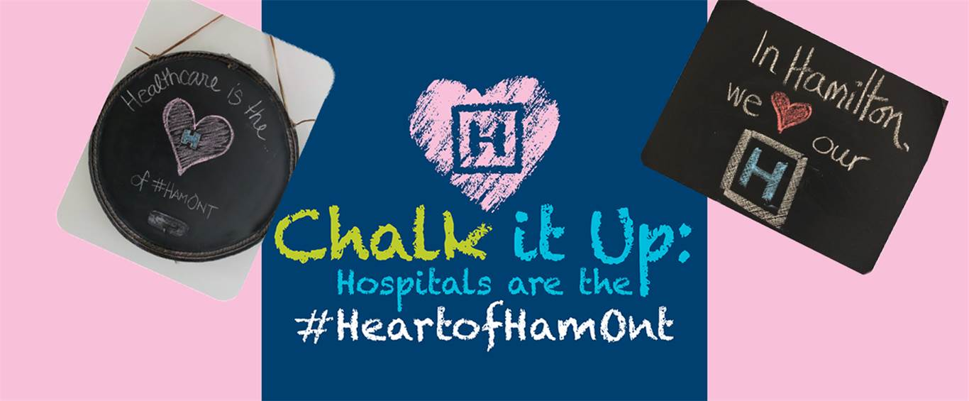 Banner Image for Chalk It Up! for our hospitals and healthcare workers
