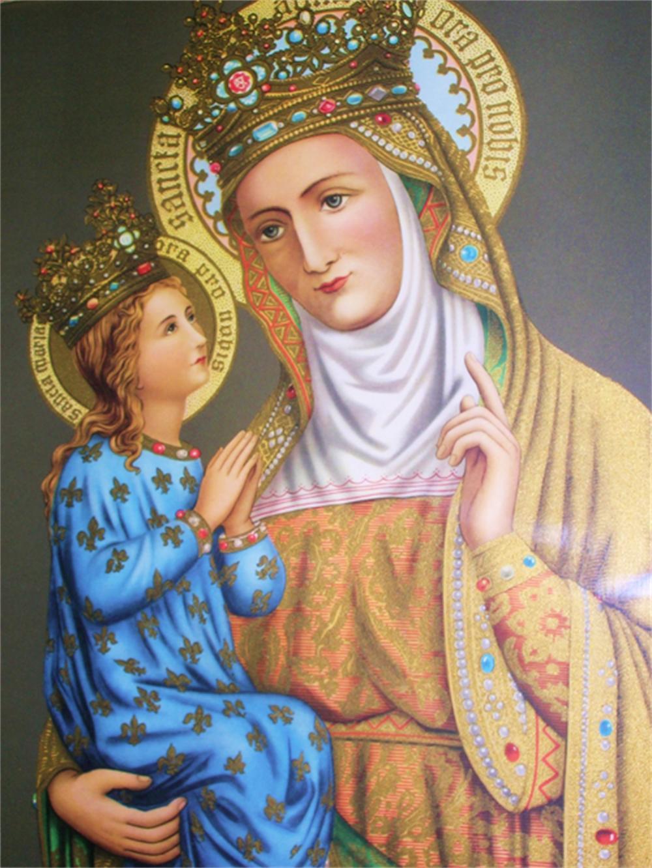 female patron saints
